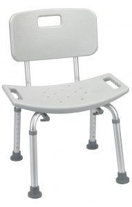 Bathroom Safety Shower Tub Bench Chair
